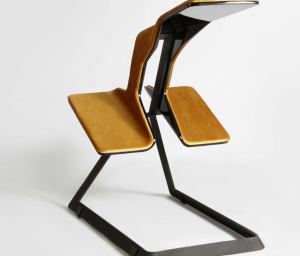 The W Chair
