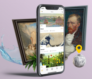 The App Bringing the Virtual Gallery Experience to your Phone