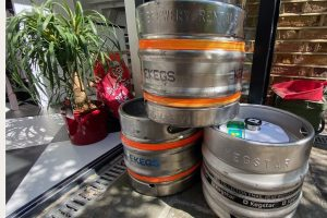 The future of Draught Beer: Smart Container Startup Raises £1.1M Seed